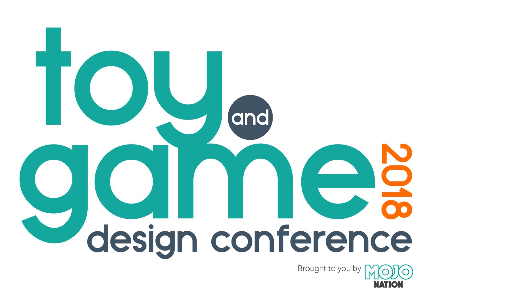 Toy & Game Design Conference Logo