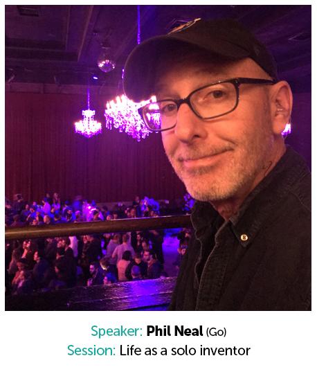 Phil Neal, Go
