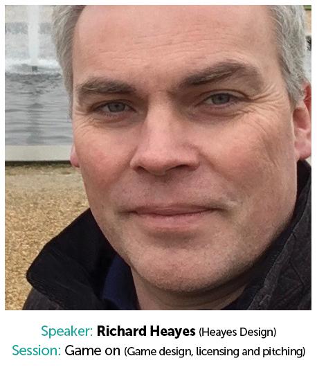 Richard Heayes, Heayes Design