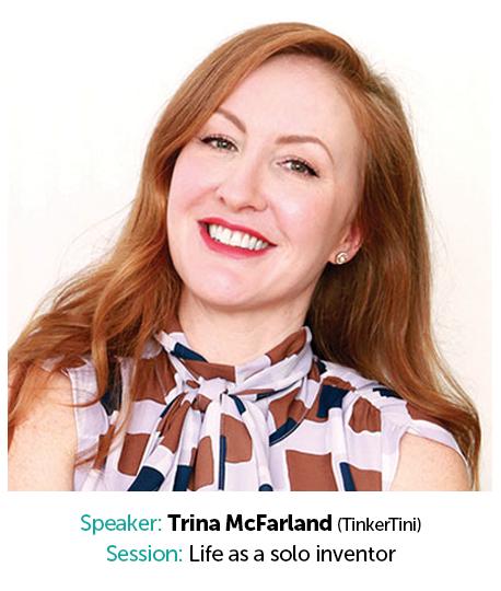 Trina McFarland, TinkerTini