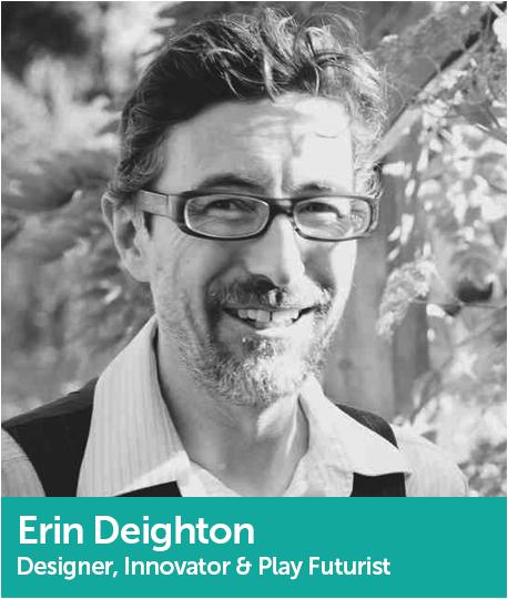 Erin Deighton, Designer, Innovator and Play Futurist