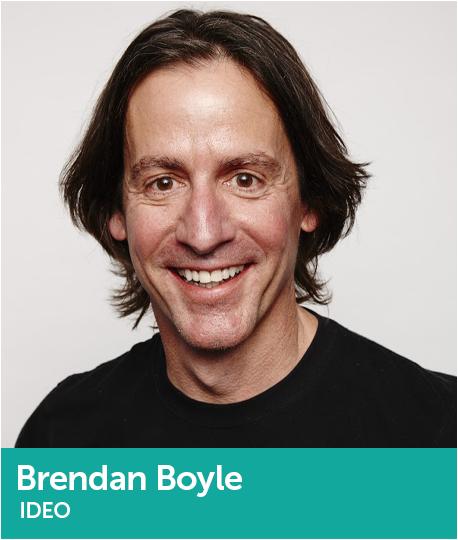 Brendan Boyle, Ideo