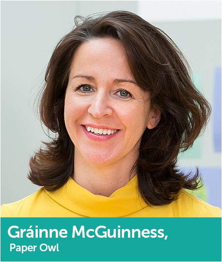 Grainne McGuinnes, Paper Owl
