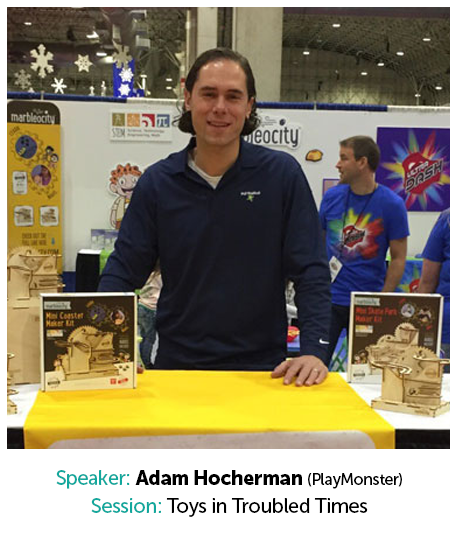 Adam Hocherman, PlayMonster