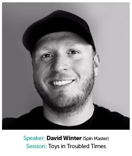 David Winter, Spin Master