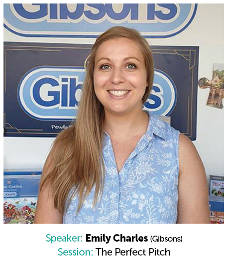 Emily Charles, Gibsons