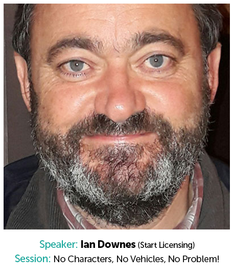 Ian Downes, Start Licensing