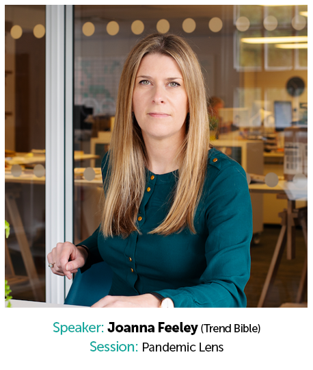 Joanna Feeley, Trend Bible