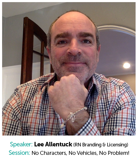 Lee Allentuck, RN Branding & Licensing