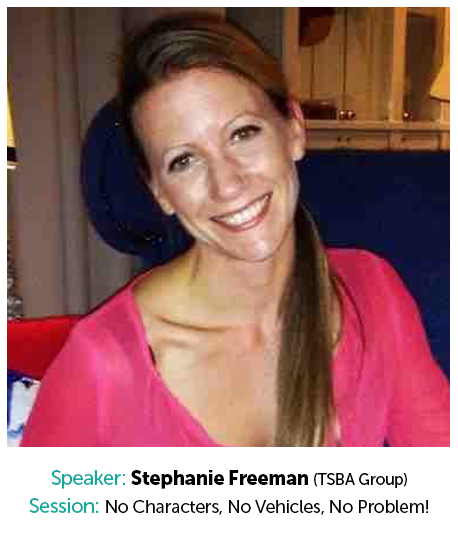 Stephanie Freeman, TSBA Group