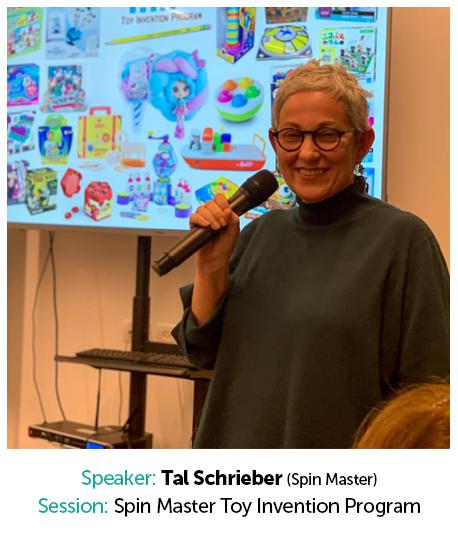Tal Schrieber, Spin Master